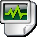 log, report icon