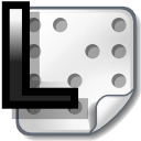 l, source icon