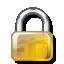 encrypted, file, key, locked icon