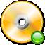 cdwriter, mount icon