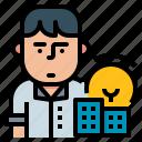 avatar, entrepreneur, idea, investor, startup