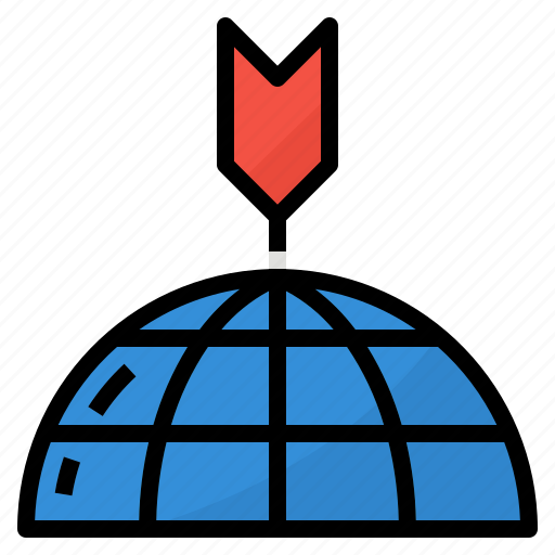 North, pole, position, sign icon - Download on Iconfinder