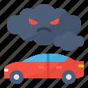 automobile, carbon, monoxide, pollution