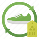 recycle, product, reused, recycling icon