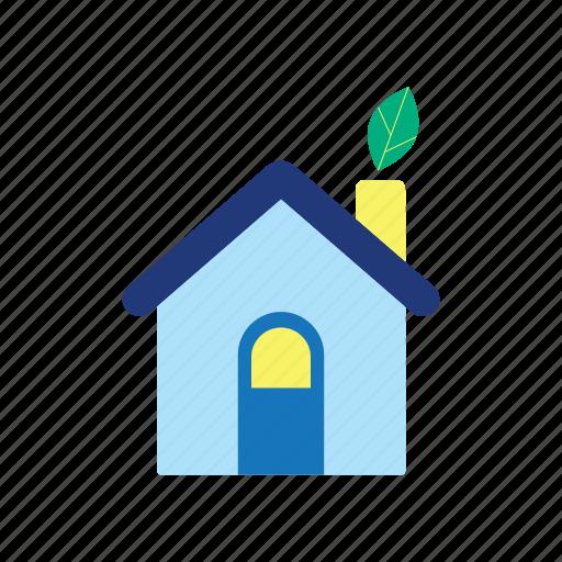 conservation, eco, greenhouse, house, living, sustainability, sustainable icon