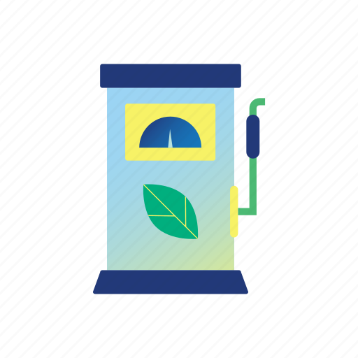 Alternative, eco friendly, ecology, environment, fuel, gas station, green icon - Download on Iconfinder
