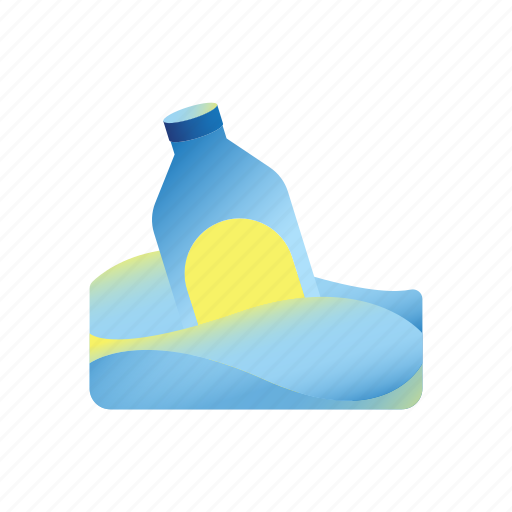 Ecology, global warming, ocean pollution, plastic, polluted, waste icon - Download on Iconfinder