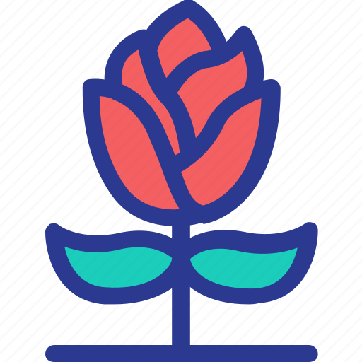 beauty, celebration, flower, marriage, party, rose, wedding icon