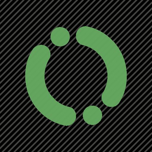arrow, load, loading, refresh, reload, upload icon