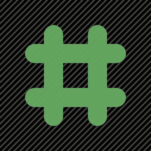 hash, hashtag, sharp, tag, teg icon