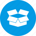 box, cargo, packing icon