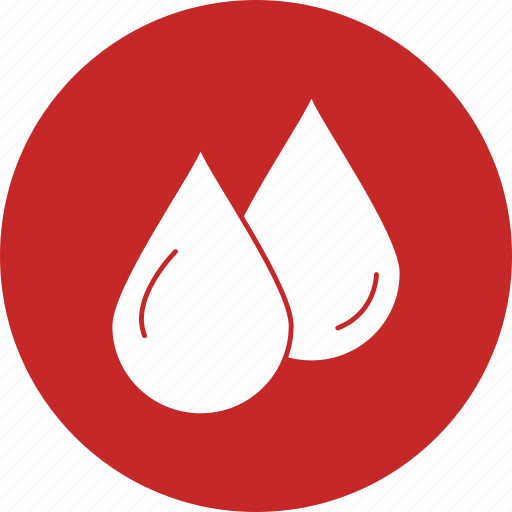 Blood, drop, water icon - Download on Iconfinder