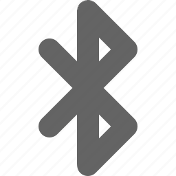 bluetooth, communication, share icon