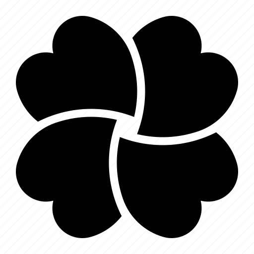Bloom, decoration, flower, four, pattern icon - Download on Iconfinder