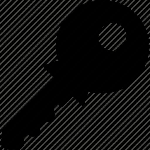 key, lock, password, private, safe, security, unlock icon