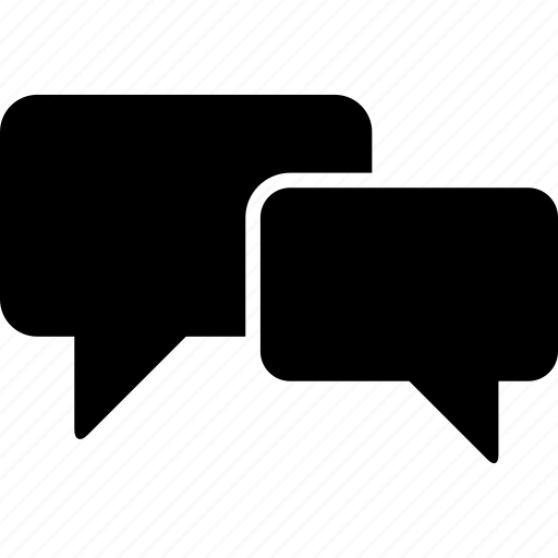 bubbles, chat, chats, communication, conversation, message, talk icon