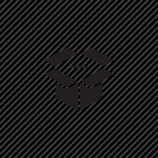 box, minus icon