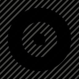 audio, disc, music, record, soud icon