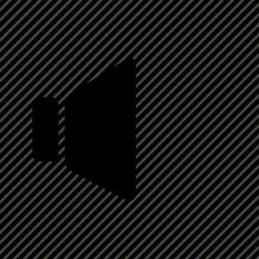 audio, loudspeaker, music, mute, no, sound, volume icon