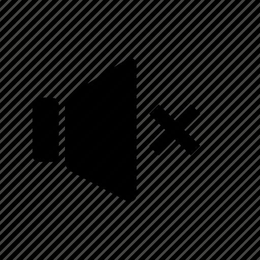 audio, loudspeaker, music, mute, sound, volume icon