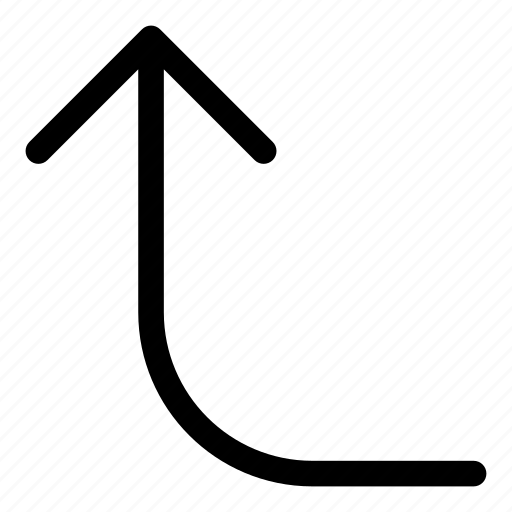 arrows, basic, r, top, up icon