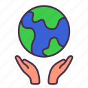 hands, earth, ecology, save, environment, world, global