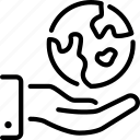 ecology, show, global, keep, sustainable, earth, care