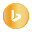 bing, internet, online, search engine, web icon