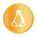 computer, linux, operating system, os icon