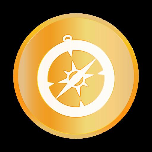 browser, online, safari, service, web icon