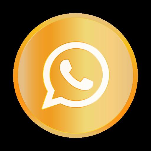 Chat, communication, social, whatsapp icon - Free download