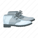accessory, golfer, shoes, uniform icon