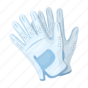 accessory, clothing, glove, golf, golfer, uniform icon