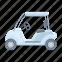 transportation, vehicle, car, golf cart icon