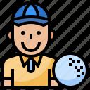 club, equipment, golf, golfer, golfing, sports, user