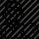 club, equipment, golf, golfer, golfing, sports, user icon