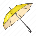 accessory, equipment, golf, protection, sun, umbrella icon