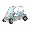 car, cart, golf, hobby, sport, transport, vehicle icon