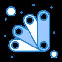 apps, brand, google, logo, product, script icon