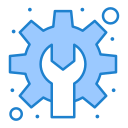admin, brand, google, logo, product icon