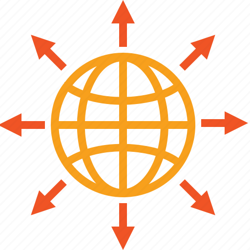 anywhere, delivery, distribution, everywhere, expansion, global, integrated, internaitonal, marketing, multilingual, multinational, outsourcing, spread, worldwide icon