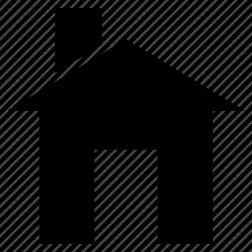building, home, house, inn icon