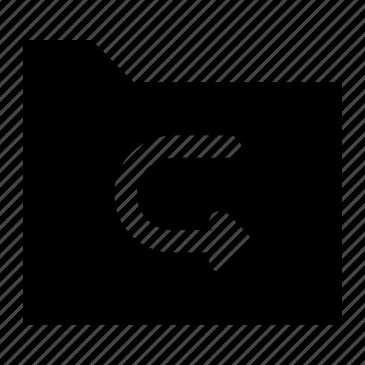 archive, arrow, file, folder, next icon
