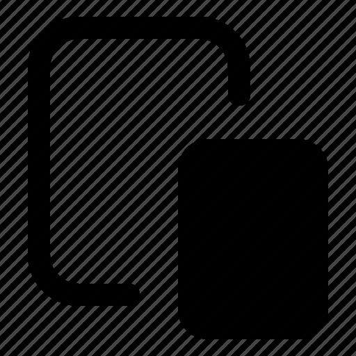 boostrap, interface, mobile, responsive design, website icon
