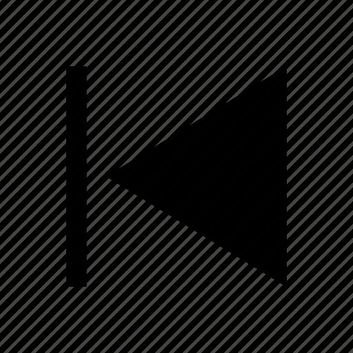 break, music, play, previous icon