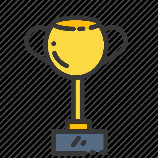 award, day, graduates, graduation, medal, ribbon, trophy icon