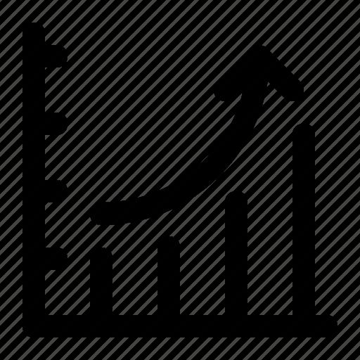 Analytics, bar, data, graph, statistics, up icon - Download on Iconfinder