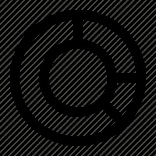 Analytics, diagram, graph, pie, report, statistics icon - Download on Iconfinder