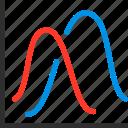 chart, curve, diagram, graph, line, schedule, statistics