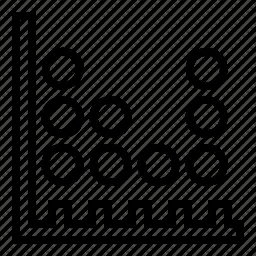 data, graph, statistiic icon icon
